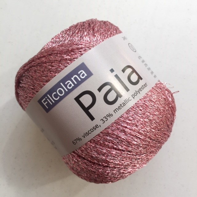Paia - Rose Shimmer (709)