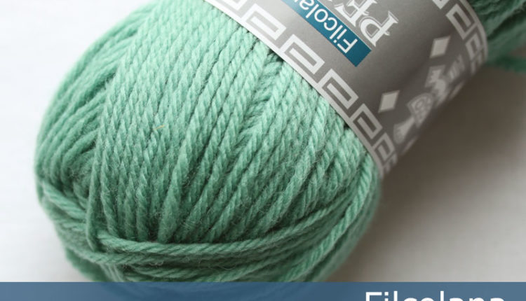 Peruvian Highland Wool - Mint (257) - 50 g