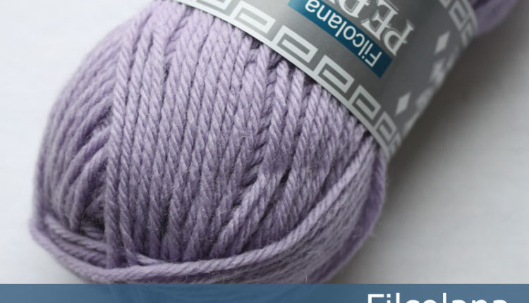 Peruvian Highland Wool - Light Purple (258) - 50 g