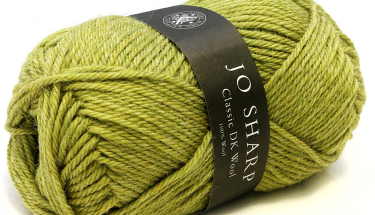 Classic DK Wool - Heather - Maple (911) - 50 g