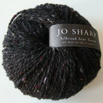Silkroad Aran Tweed - Licorice (119) - 50 g