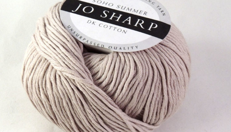 Soho Summer DK Cotton - Putty (227) - 50 g